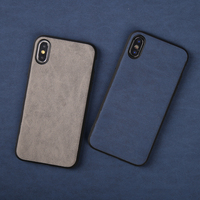 10PS Low price Phone Cases For iPhone X Xs Max Cover Retro PU Leather TPU Silicone Case For iPhone 6 6S 7 8 Plus Shell