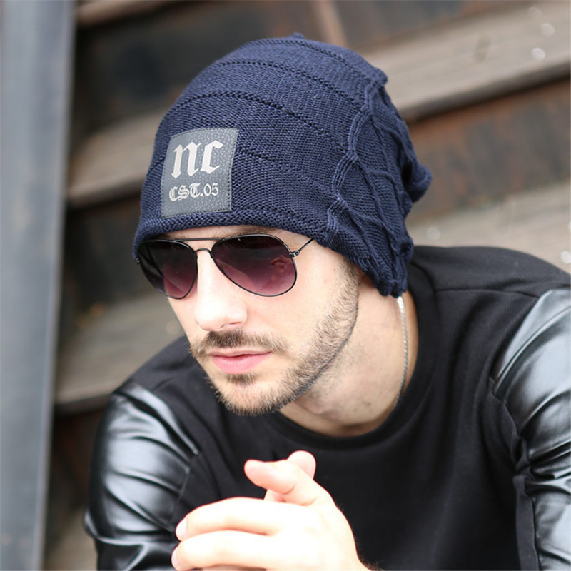 mens winter knit   skullies     beanies   for men stocking hat   beanies   for men