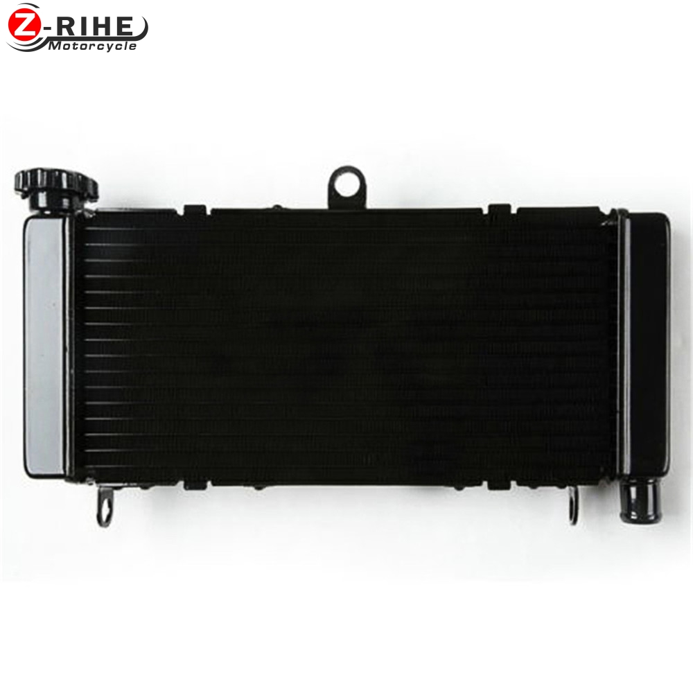 Motorcycle Aluminum Radiator Cooler Cooling System For Honda CB600 CB 600 F Hornet 1998-2005 CB 600 HORNET 600 06-07 pull the switch associated with a single handle length 22mm potentiometer b50k