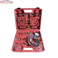 High Quality Best Price TU 443 Fuel Pressure Tester Kit Master Fuel Injection Pressure Test Kit TU443 Manometer