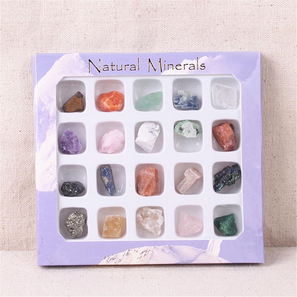 20 шт./коркор. натуральные камни и хрустальный Агат, ископаемый минеральный флюорит, неправильная энергия, фотополированные камни, ископаемы...