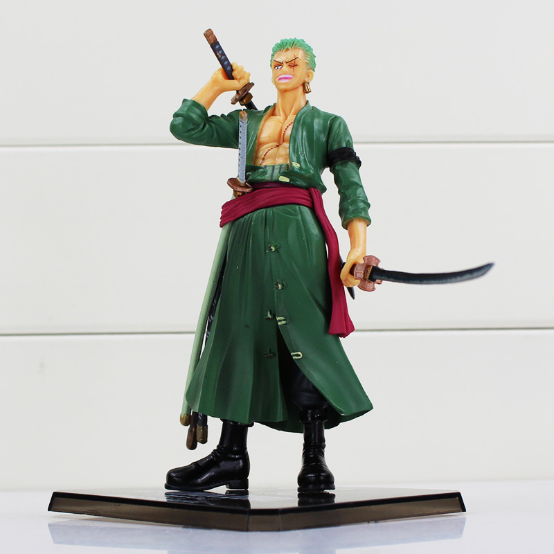 Anime One Piece Roronoa Zoro After 2 Years ZERO THE NEW WORLD PVC Action Figure Collection Model Doll Toys japan one piece new world anime figuarts zero roronoa zoro action figure pvc boxed limit model garage kits kids toys 0117