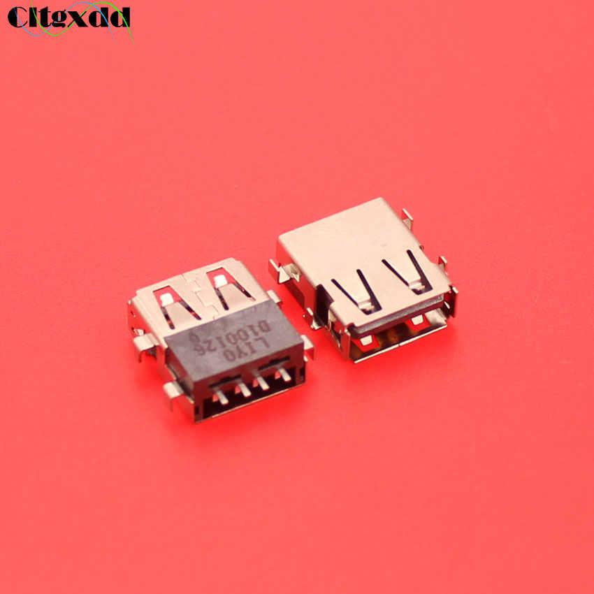 Cltgxdd 4 pin i 9 pin USB gniazdo typu jack złącze portu do projektora Acer Asus Aspire Dell Lenovo Samsung Toshiba Satellie Sonny