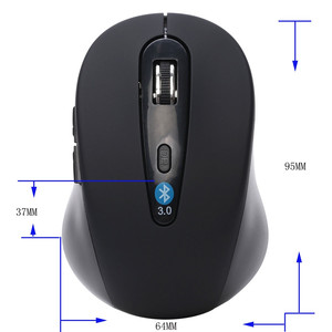 Image 5 - Recém Mini Sem Fio Bluetooth 3.0 6D 1600DPI Ratos Gaming Mouse Óptico para Laptop/Desktop/Video Game Drioship.1.26
