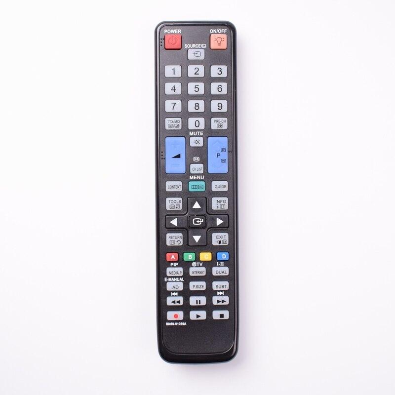 BN59-01039A Remote Control with back light For Samsung 3D Smart TV BN59-01040A UE32C6505 UE37C600 UE40C6000 UE46C6000