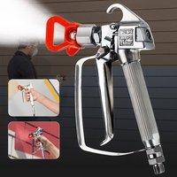 Professional Airless Paint Spray Gun Airbrush 3600PSI High Pressure No Gas Sprayer Spraying Painting Hine For Titan Wagner