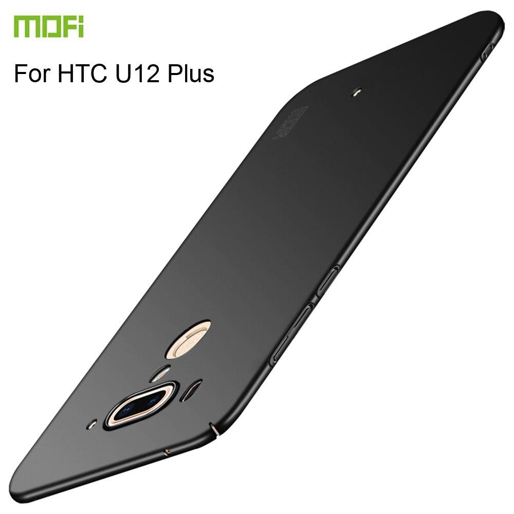 MOFi Für HTC U12 Plus Zurück Abdeckung Schutz PC Fest Fundas Telefon Fällen Shell Für HTC U12 Plus U12 +