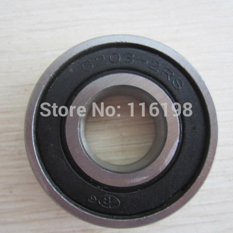 <font><b>6201RS</b></font> 6201-2RS 6201 deep groove ball bearing 12x32x10mm image