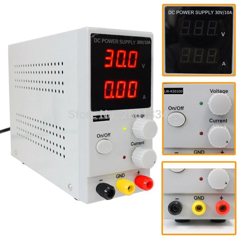 LED Digital Switching DC Power Supply Voltage Regulators Lab   Repair Tool Adjustable LW-K3010D 110/220V Power SourceLED Digital Switching DC Power Supply Voltage Regulators Lab   Repair Tool Adjustable LW-K3010D 110/220V Power Source