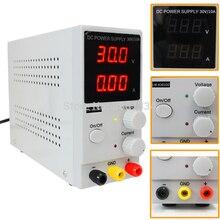 Светодиодный цифровое переключение питания постоянного тока регуляторы напряжения лабораторный инструмент для ремонта Регулируемый LW-K3010D 110/220 В источник питания