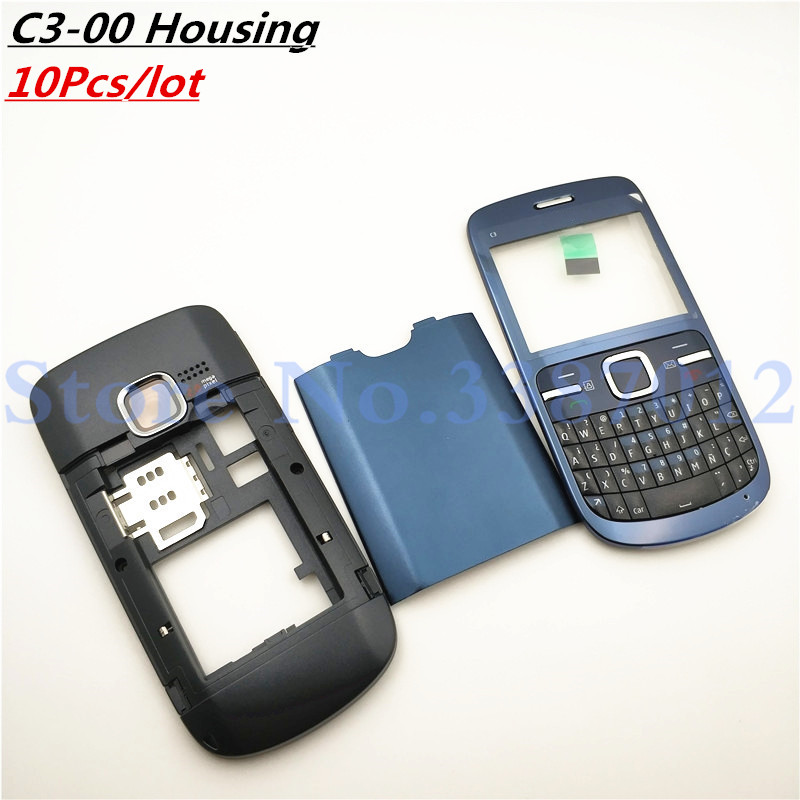 official photos 6e57d c263e Worldwide delivery nokia c3 housing in NaBaRa Online