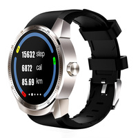 ARYAGO K98H Smart Band Heart Rate Monitor Smart Watch Android 4 1 MTK6572A Waterproof Pedometer Bracelet