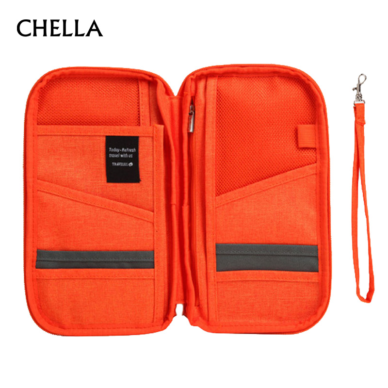 Travel Passport Cover Multifunction Men Document Flight Bit Bag Women Money Wallet Organizer Credit Card Holder ID Card PC0046 travel passport cover wallet travel multi function credit card package trip id holder storage organize clutch money bag h 125
