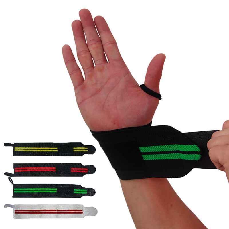 1 шт. спортивная повязка на запястье повязка на руку защитный напульсник спортивный ремешок Спортивная фигурная скобка