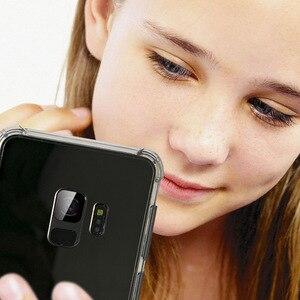 Image 5 - CASEIER Luxe Miroir étuis pour samsung Galaxy S7 S8 S9 S10 Paillettes Miroir étui pour samsung S10 S10 Plus S10E Couverture Funda