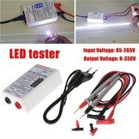 0 330V Smart Fit Voltage Test LED Backlight Tester Tool Screen LED LCD TV Backlight Tester Meter Tool Lamp Bead Light Board Test