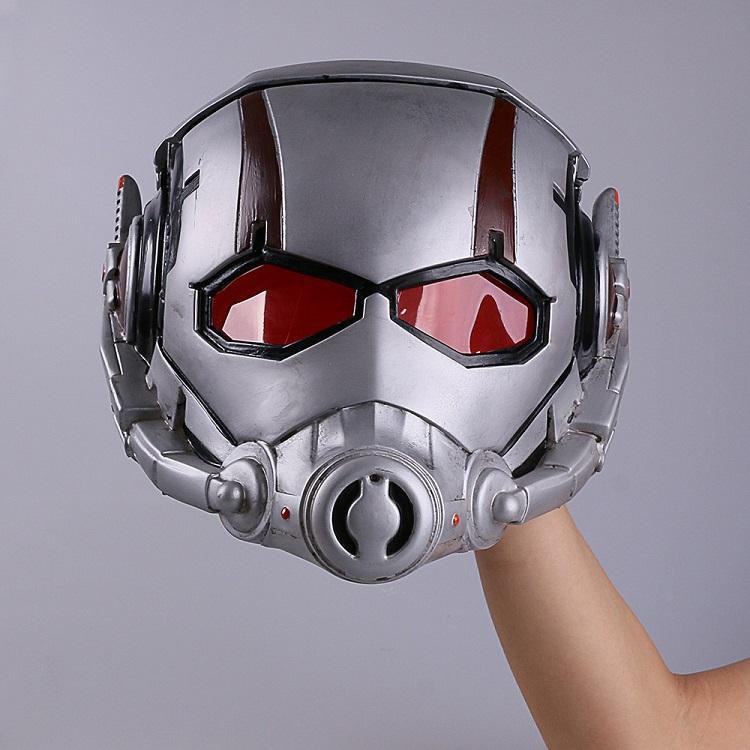 Ant Man Maschera Antman Costume Resina Ant-man Helmet Cosplay Maschera di Halloween Mascaras Maschere Batman Iron Man Helmet