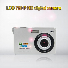 18 Mega Pixels 3.0MP CMOS sensor 2.7 inch TFT LCD Screen HD 720P Digital Camera Futural JULL12