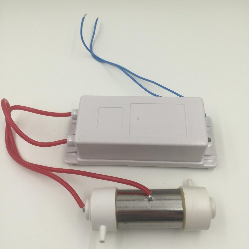 Ozone generator is 220 v 1g ozone tube tubular ozone generator power generator accessories