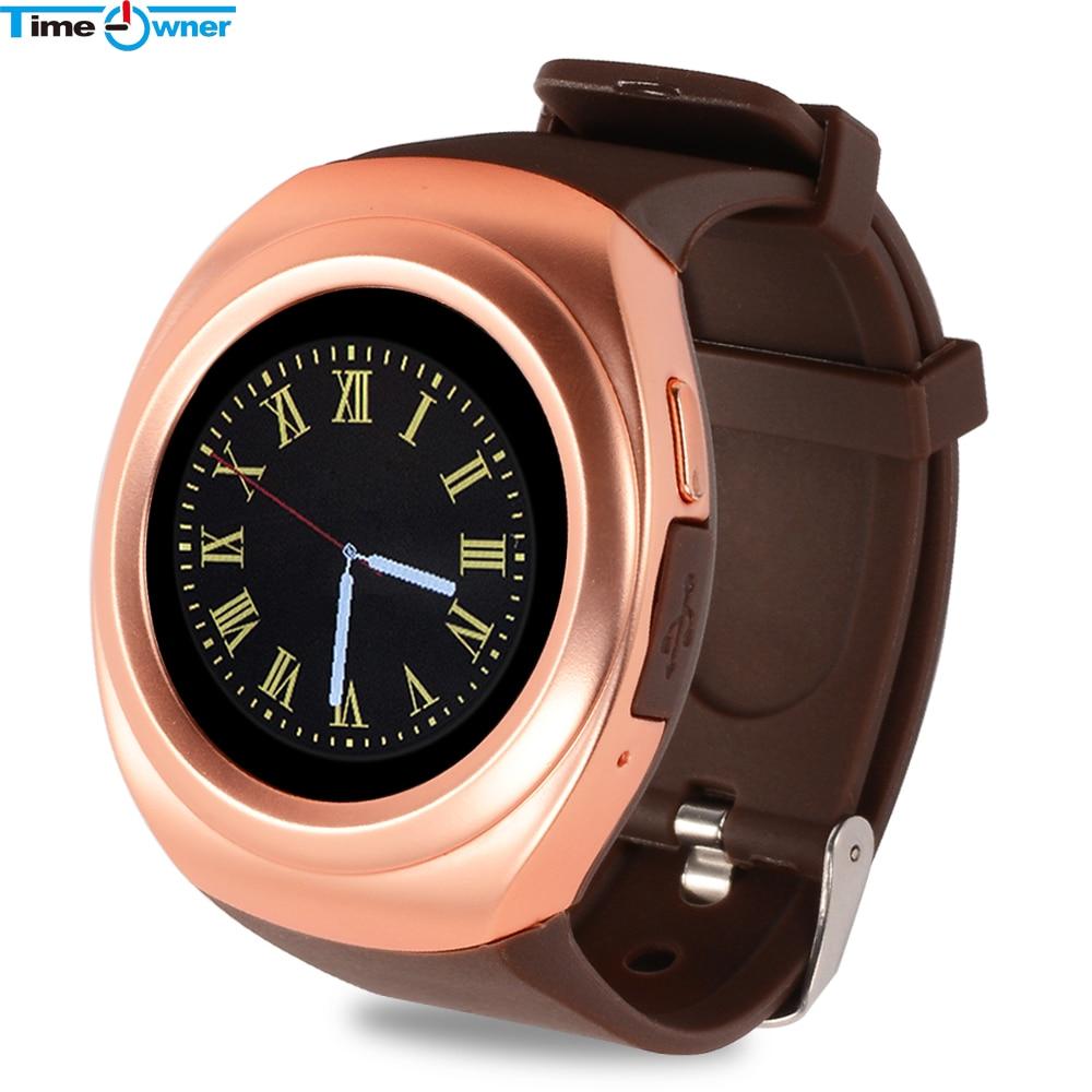 TimeOwner V16 Smart Watch Bluetooth Notification SIM Card ...