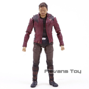 Image 3 - SHF Star Lord  Avengers Infinity War Guardians of Galaxy PVC Action Figure Collectible Model Toy