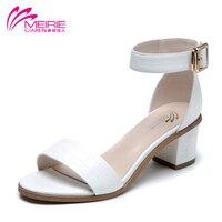 Aokang 2016 Women Summer Shoes Pink Blue White 3 Colors Fashion Summer Women S Sandals Women