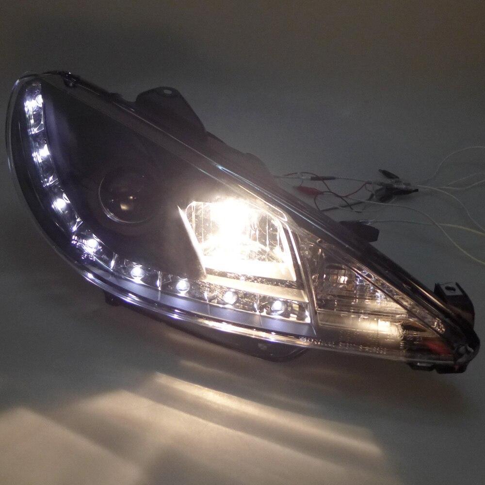 Ems gratis xenon koplampen hid + led dagrijverlichting tranen + voor ...