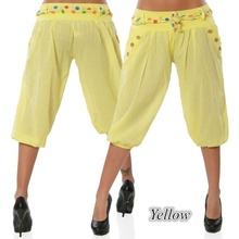 ZOGAA Hot Sale Summer Ladies Fashion Famous Style Cotton Comfortable 10 Candy Color Pants Plus Size S-5xl
