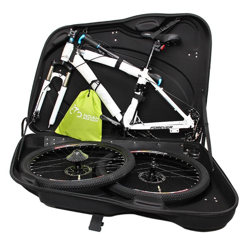 Eva Bicycle Loadiing Case Racing Bike Box Mountain Travel Pod Vehicle Package Bag In Hardside Luggage From Bags On Aliexpress Alibaba