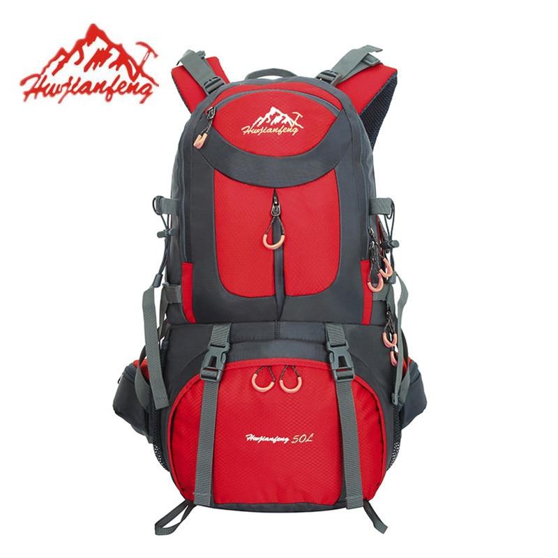 50L schoolbag Backpack female sac a dos mochila feminina Backpacks for adolescent girls travel backpack men Satchel 2017 CNNIE