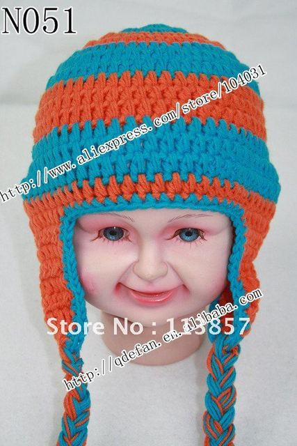 36f94cf0f53 HOT ! Free shipping (5 lot )100% cotton knitted beanie patterns hat ...