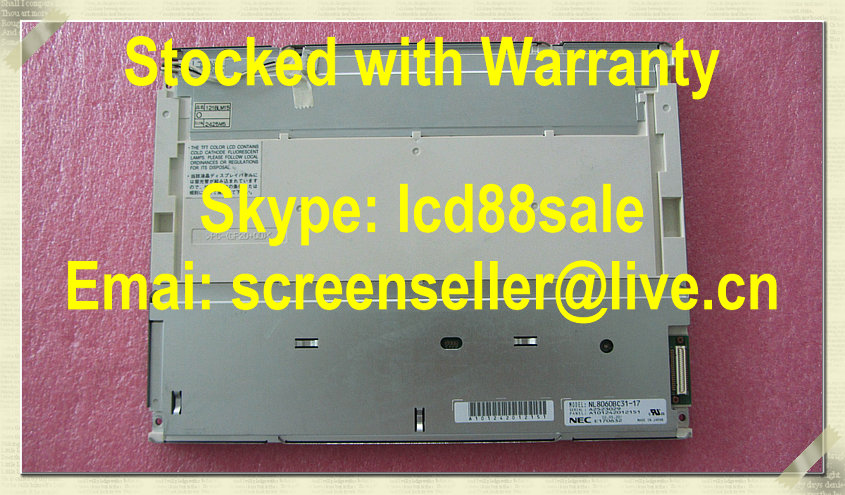best price and quality  NL8060BC31-17  industrial LCD Displaybest price and quality  NL8060BC31-17  industrial LCD Display