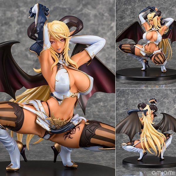 2019 New 22cm Anime Daiki Kogyo Sadakage Illustration Astacia Kneeling Ver Pvc 1/5.5 Scale Model Sexy Action Figure Toy