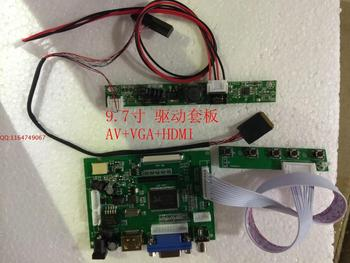 TM097TDH02, TM097TDH05 HD 9.7 Inch Drive Board