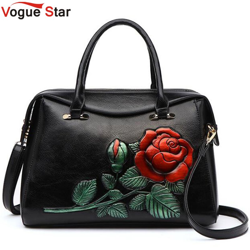 Flower Women Bag Pu Leather Tote Brand Ladies Handbag Lady Evening Bags Solid Female Messenger Bags Travel Fashion Sac LB868 nevenka women bags lady shoulder bag brand female flap mini bag evening bags pu leather tote style original design handbag sac