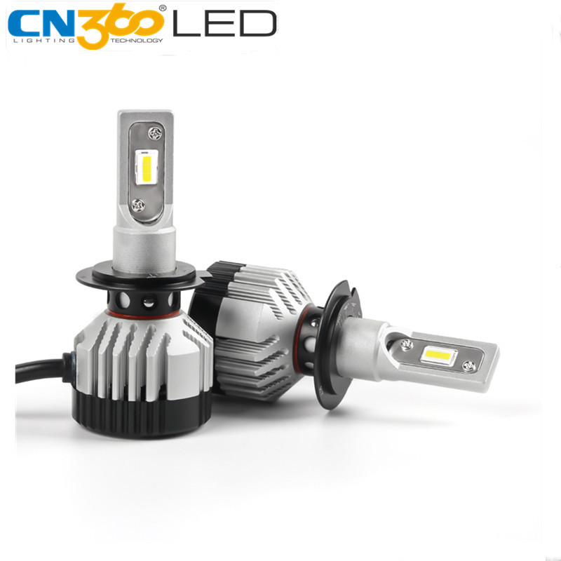 CN360 2PCS H7 Led Bulb Canbus No Error Car Lights New Arrive Headlight Kit Auto 14000lm