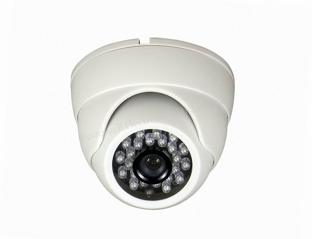 "1/3"" 700TVL SONY Effio-E solution CCD Dome camera BW23D"