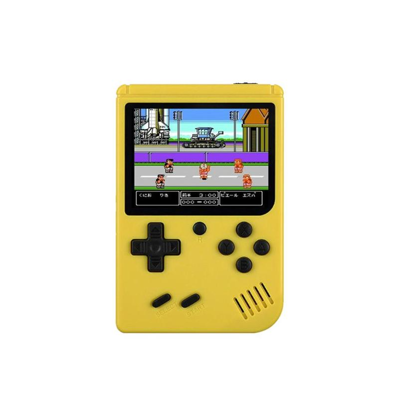 Game Console 8 Bit Retro Mini Pocket Handheld Player +Handle Built-in 168 Classic Games Best Gift for Child Nostalgic Player 14