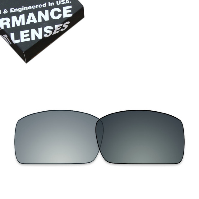 87d06f77368a ToughAsNails Polarized Replacement Lenses for Oakley Oil Drum Sunglasses  Photochromic Grey Color (Lens Only)