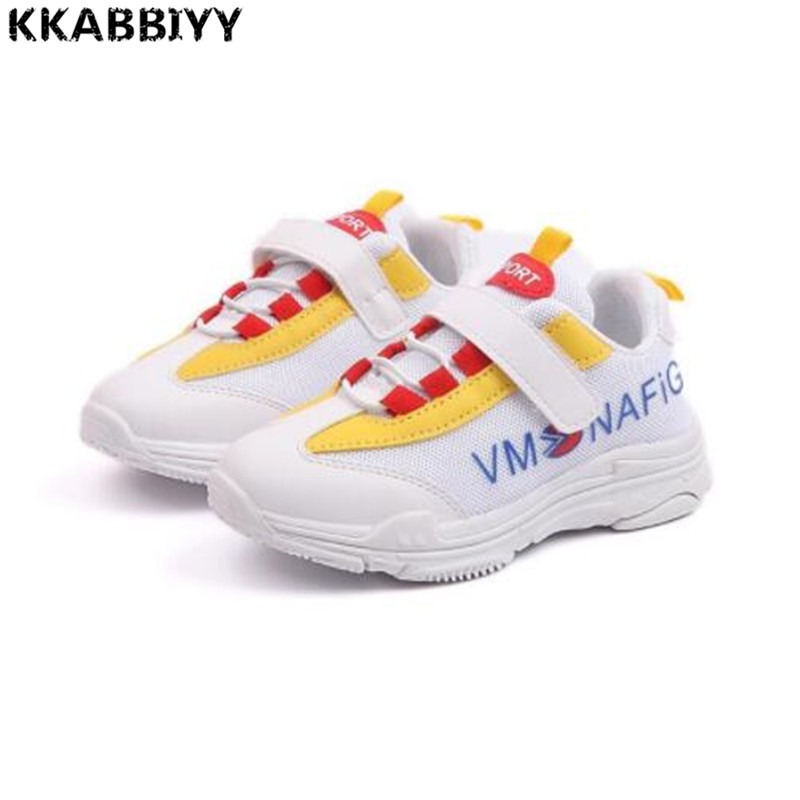 Children Shoes Kids Boys Shoes Casual Kids Sneakers Leather Sport Fashion Children Boys Sneakers New Brand