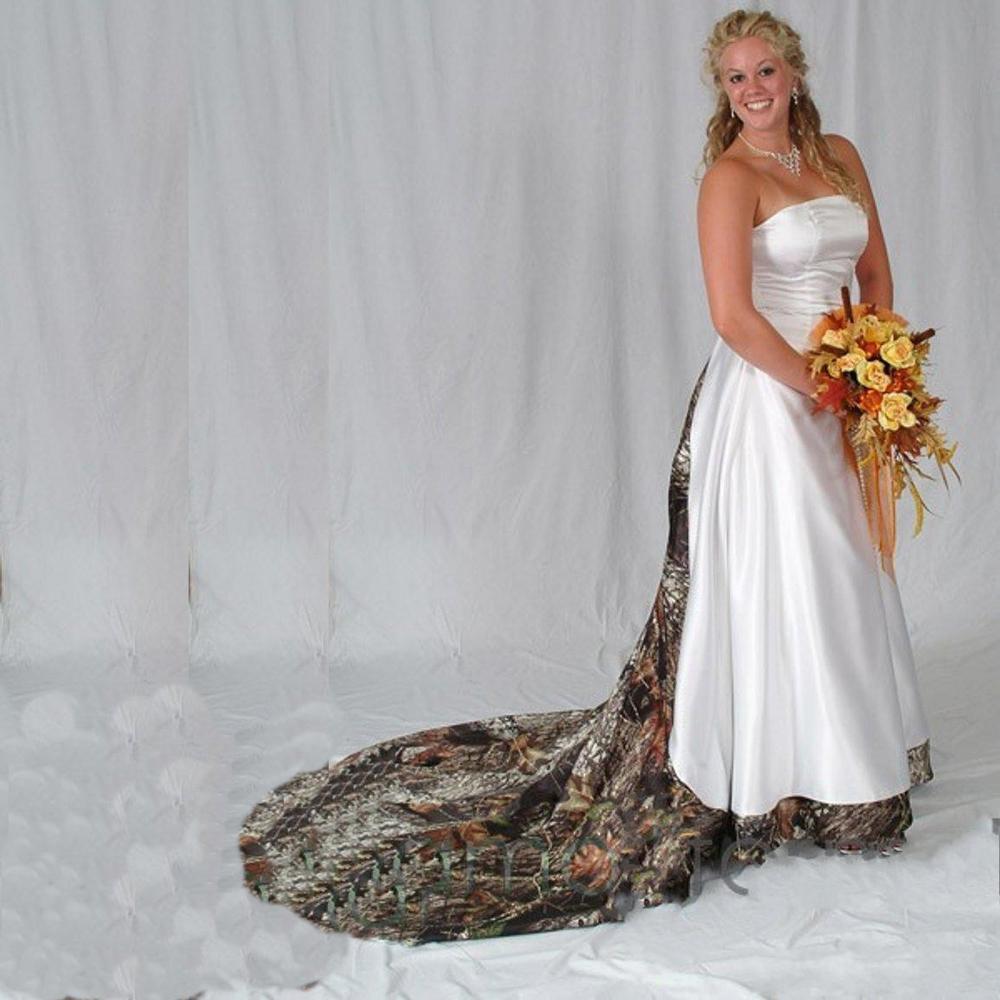 camouflage wedding dress Mossy Oak Camo Prom Dresses Mossy Oak New Breakup Attire Camouflage Prom Wedding Homecoming