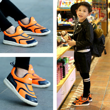 2017 Spring new children' casual shoes boys girls mesh sport causal shoes kids Breathable comfort sneakers for 2 – 7 years old