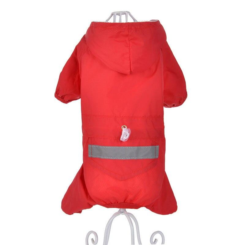 מעיל גשם עם ברדס עמיד במים SYDZSW 2