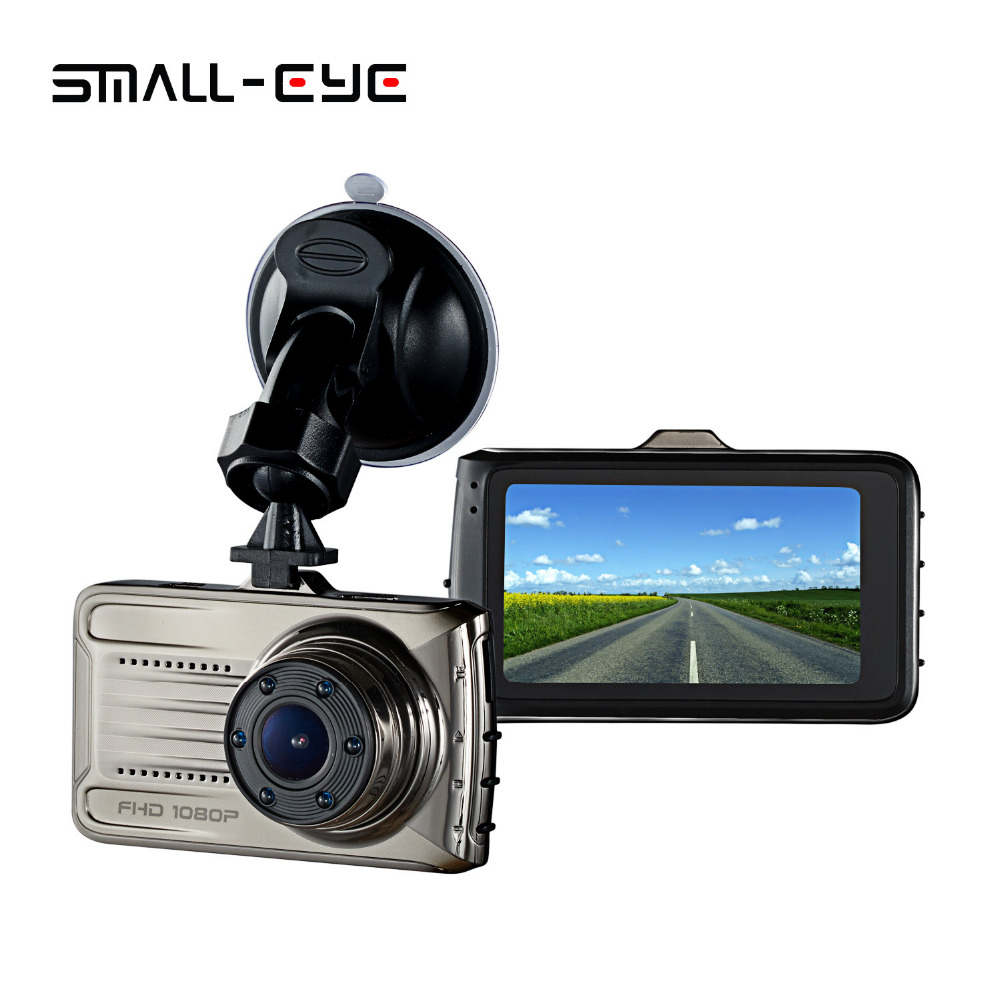 SMALL-EYE 3.0 inch LCD Car Dvr Camera Recorder , Novatek 96223 Car DVR Dash Cam with FHD 1080P ,Loop Recording bigbigroad for nissan qashqai car wifi dvr driving video recorder novatek 96655 car black box g sensor dash cam night vision