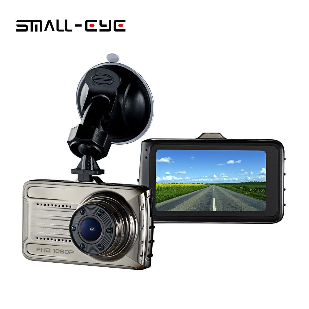 SMALL-EYE 3.0 pouce LCD Voiture Dvr Caméra Enregistreur, Novatek 96223 Voiture DVR Dash Cam avec FHD 1080 P, Enregistrement en boucle