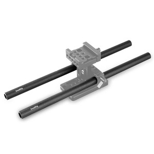 Image 4 - Smallrig 15 Mm Carbon Hengel 30 Cm 12 Inch Lange Voor 15 Mm Rod Klem/Support Systeem, pak Van 2 Stuks 851