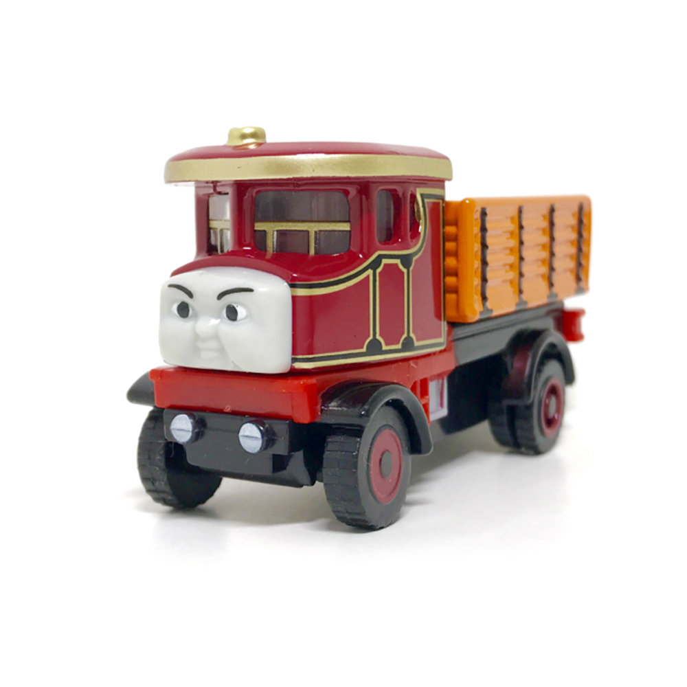 D924 New scarce Thomas and friend Elizabeth Diecast Metal magnetic The Tank Engine take along train metal Track Toys For Boys