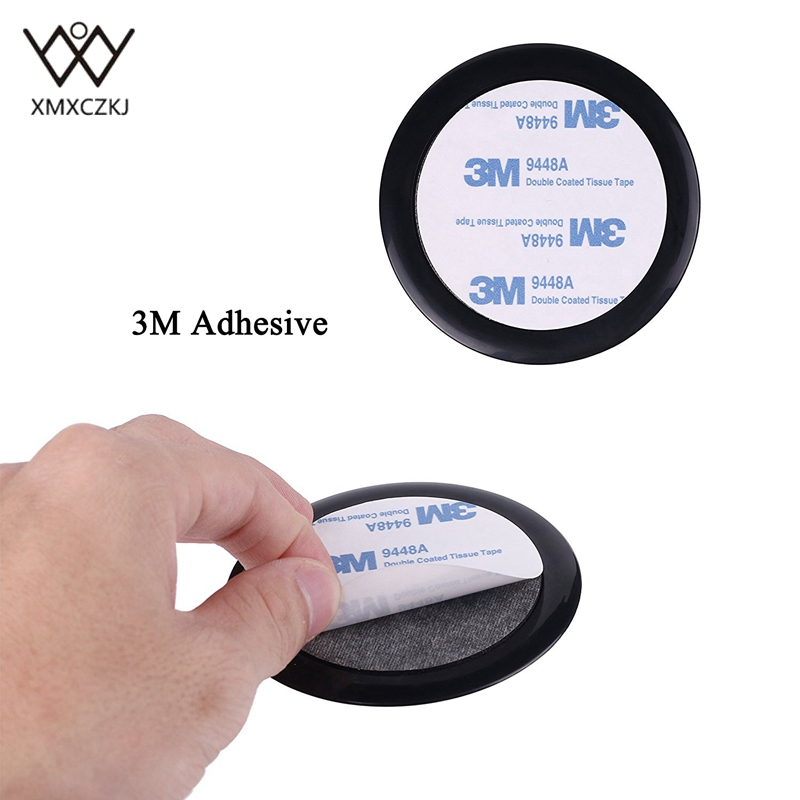 XMXCZKJ Suction Cup <font><b>Phone</b></font> <font><b>Holder</b></font> Accessory With 3M Adhesive <font><b>Dashboard</b></font> Disk stick Suction Cup Base For Sucker <font><b>Phone</b></font> Stand,Tablet