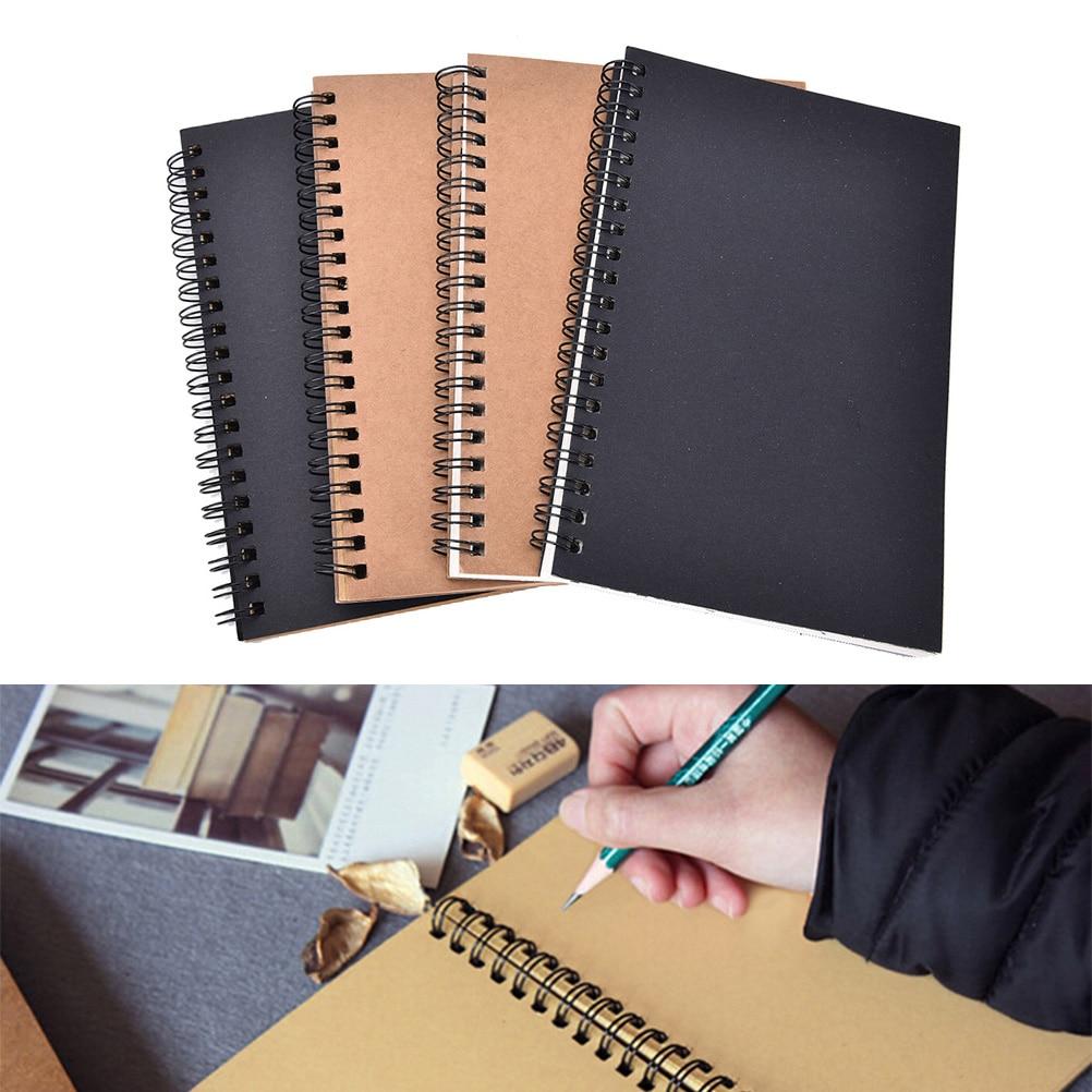 A4 Libro de Bosquejo Personalizado//Personalizado Dibujo PAD//A4 Notebook//Nota Pad A4