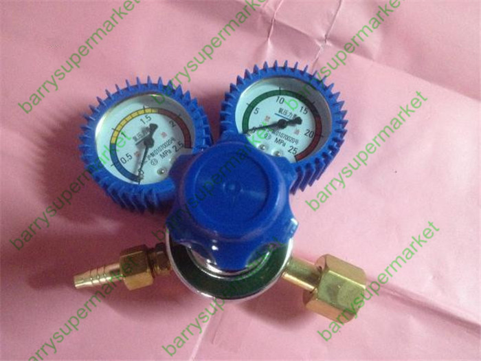 Oxygen Regulator O2 YQY-07 100% copper body  with holster  yy08 oxygen regulator oxygen table three months warranty